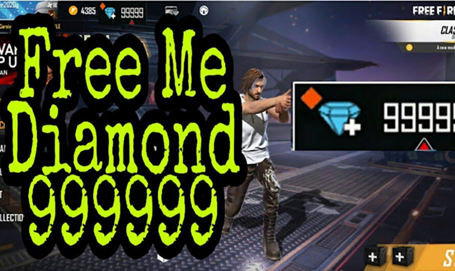 Garena Free Fire Hack Diamonds and Coins