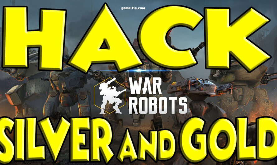 War Robots Hack 2021 & Unlimited Free Gold, Silver