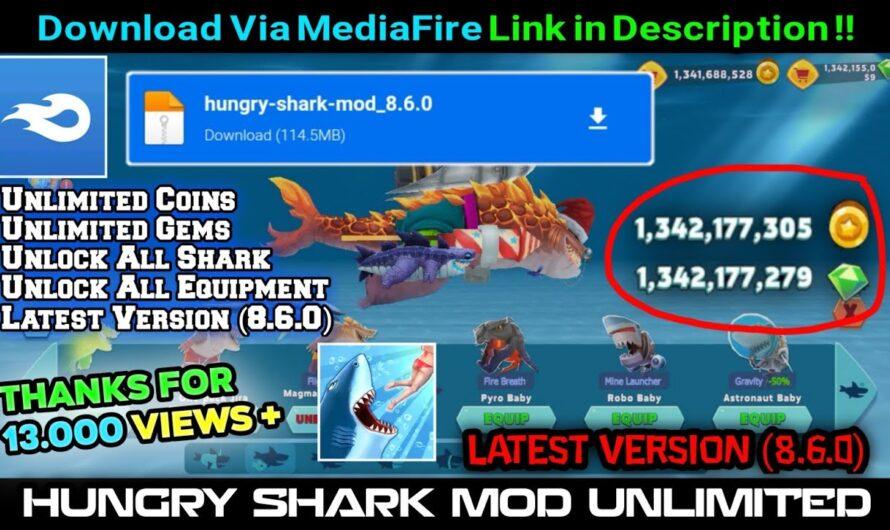 Hungry Shark World MOD apk 2021 – Best Working MOD Apk
